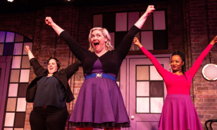 "Funny and Fem, ""She the People"" at the Huntington Theatre Company"