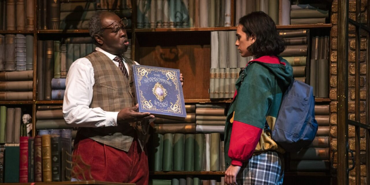 The Neverending Story: NAC's Production a Visual Feast Which Doesn't Quite Gel with the Story