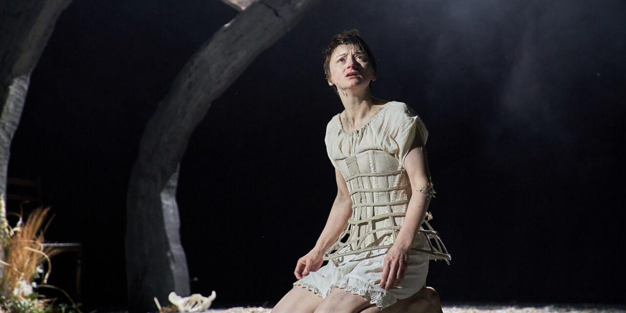 "Chris Bush's ""Faustus: That Damned Woman"" at the Lyric Hammersmith"
