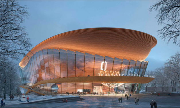 U.S. Architects to Build Splendid New Theater in Russia's Perm