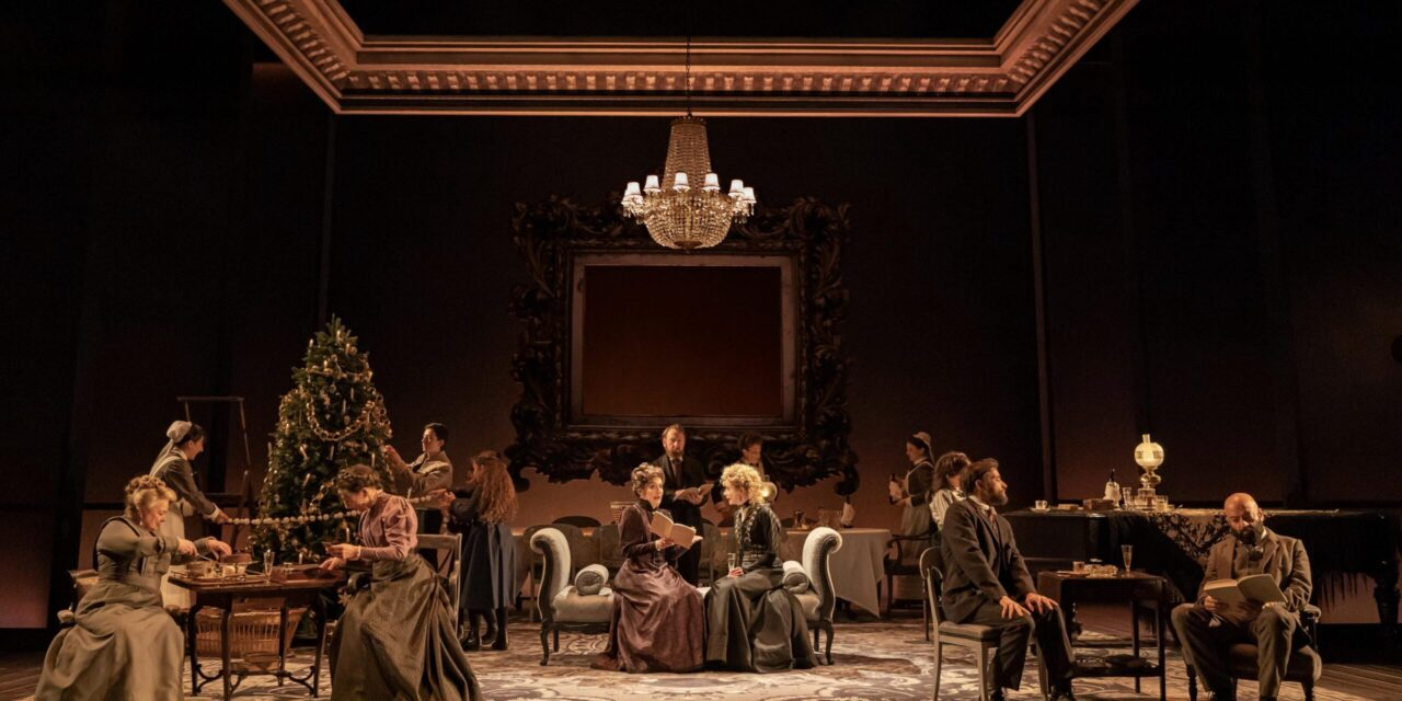 "Tom Stoppard's ""Leopoldstadt"" at Wyndham's Theatre"