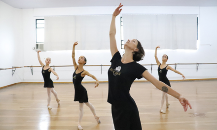 The Bolshoi Theater School: Only in Russia and… Brazil