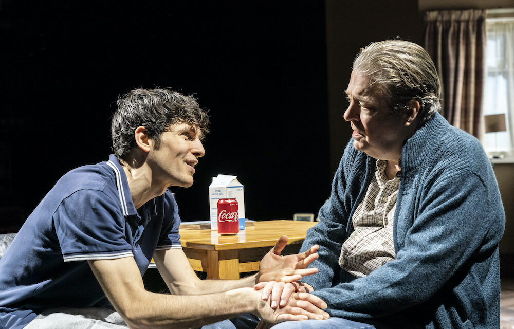 """Caryl Churchill's """"A Number"""" at the Bridge Theatre: Family Drama About Genetic Manipulation"""