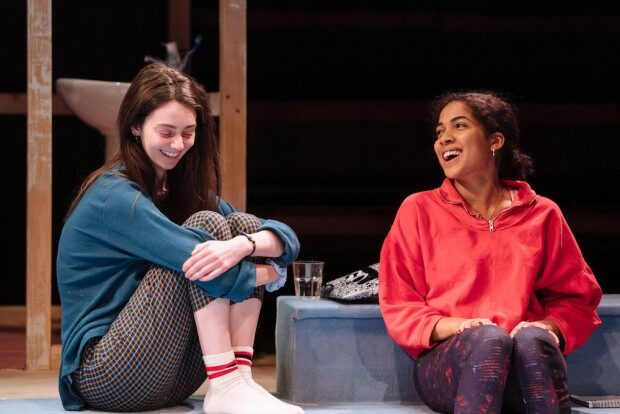 """Scenes with Girls"" at The Royal Court"