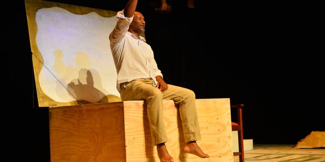 """""""Van Wyk, The Storyteller of Riverlea:"""" A Tribute to the Revolutionary Johannesburg Poet"""