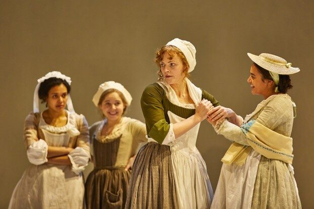 """""""The Welkin"""" at The National Theatre"""