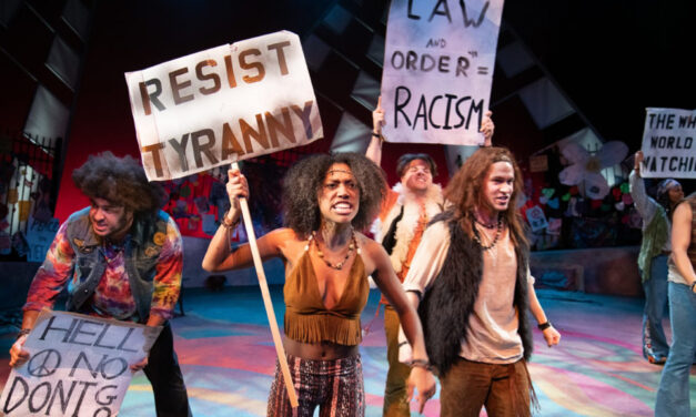 """Hair:"" The American Tribal Love-Rock Musical"