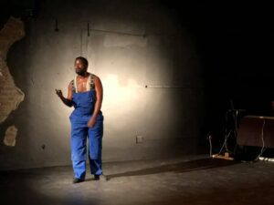 """Darkie"" is a Brave One-Man, One-Act Production"