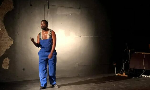 """""""Darkie"""" is a Brave One-Man, One-Act Production"""
