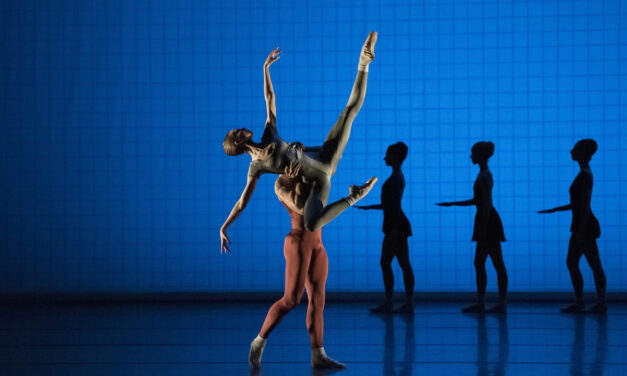 "Return of the Revolutionaries:  ""rEVOLUTION"" at the Boston Ballet"