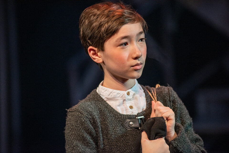 """Oliver"" at The New Repertory Directed by Michael J. Bobbitt"
