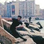 Alexandrian Artist Dances During Quarantine in Empty Public Spaces