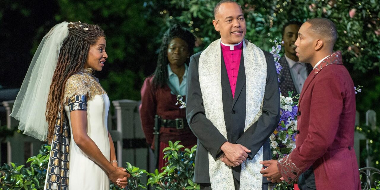 """Wit and Wisdom: """"Much Ado About Nothing"""" at the Delacorte Theater"""
