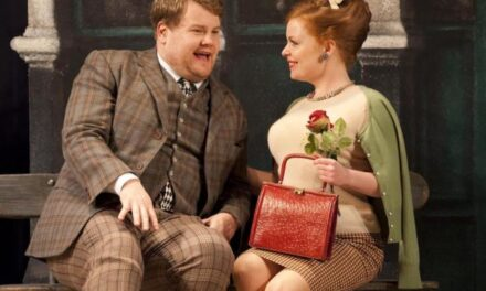 """""""One Man, Two Guvnors"""" at The National Theatre"""