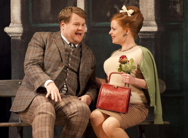 """One Man, Two Guvnors"" at The National Theatre"