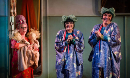 """Wise Children"" at York Theatre Royal"