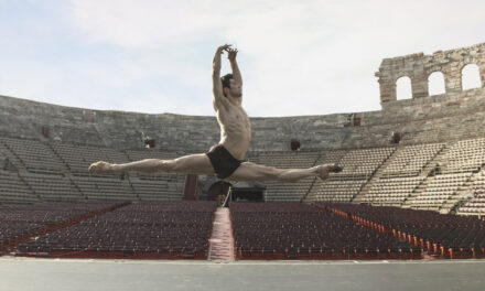 Italian Resilience Against COVID-19: Dancers in Quarantine