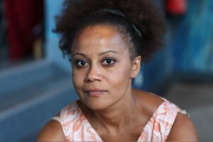 Image of author and director Eva Doumbia
