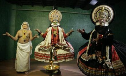 """Jagratha"": A Kathakali Play On COVID-19"