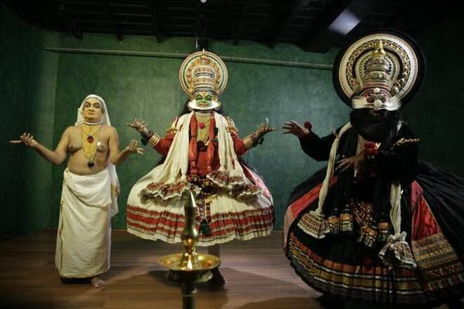 """Jagratha"": A Kathakali Play On COVID-19"