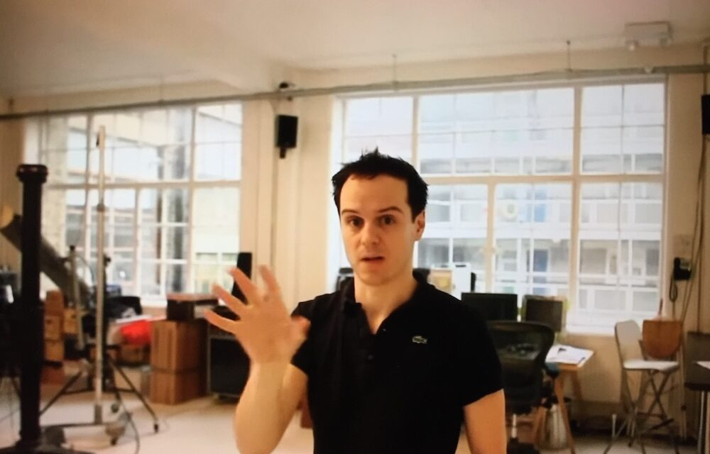 Sea Wall: A Profound Performance By Andrew Scott
