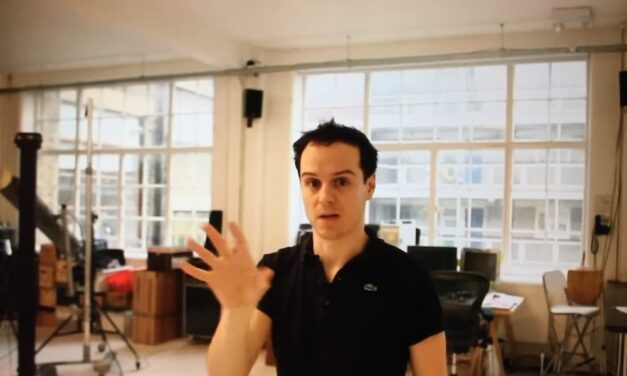 """Sea Wall"": A Profound Performance By Andrew Scott"