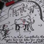 Invisible Diaries: Sympathetic Magic