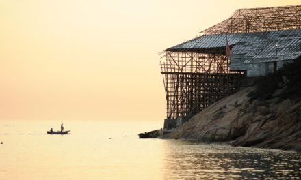 Meet The Masters Behind Hong Kong's Most Extraordinary Bamboo Theatre