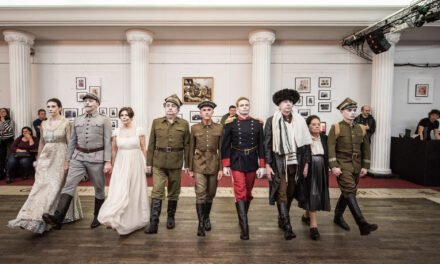 "For Our Poland They Go into Battle! ""Berek"" at The Ester Rachel and Ida Kaminska Jewish Theater, Warsaw"