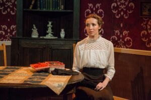 "A promotional image from the production ""Jane Clegg"""