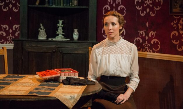 """Jane Clegg"" at Finborough Theatre"