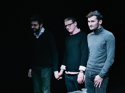 Interview with Playwright Espi Tomičić. Part I: Earning an Identity