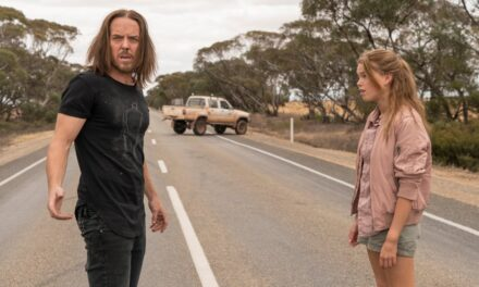 "An Interview with Tim Minchin, Writer and Star of the New Australian Television Series: ""Upright"""
