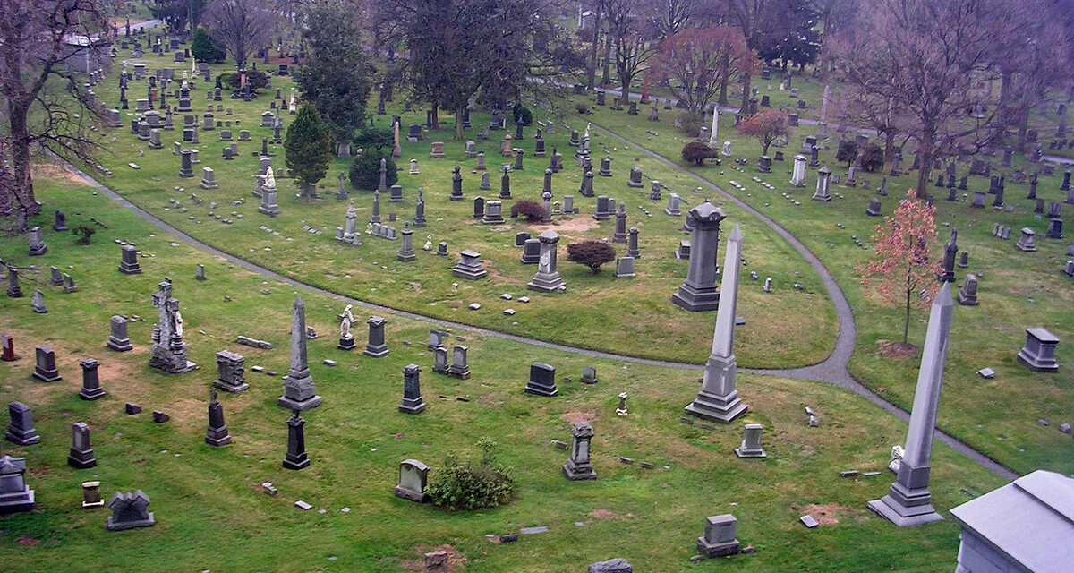 """Gelsey Bell's """"Cairns"""": Sanctuary and Renewal in the Cemetery"""