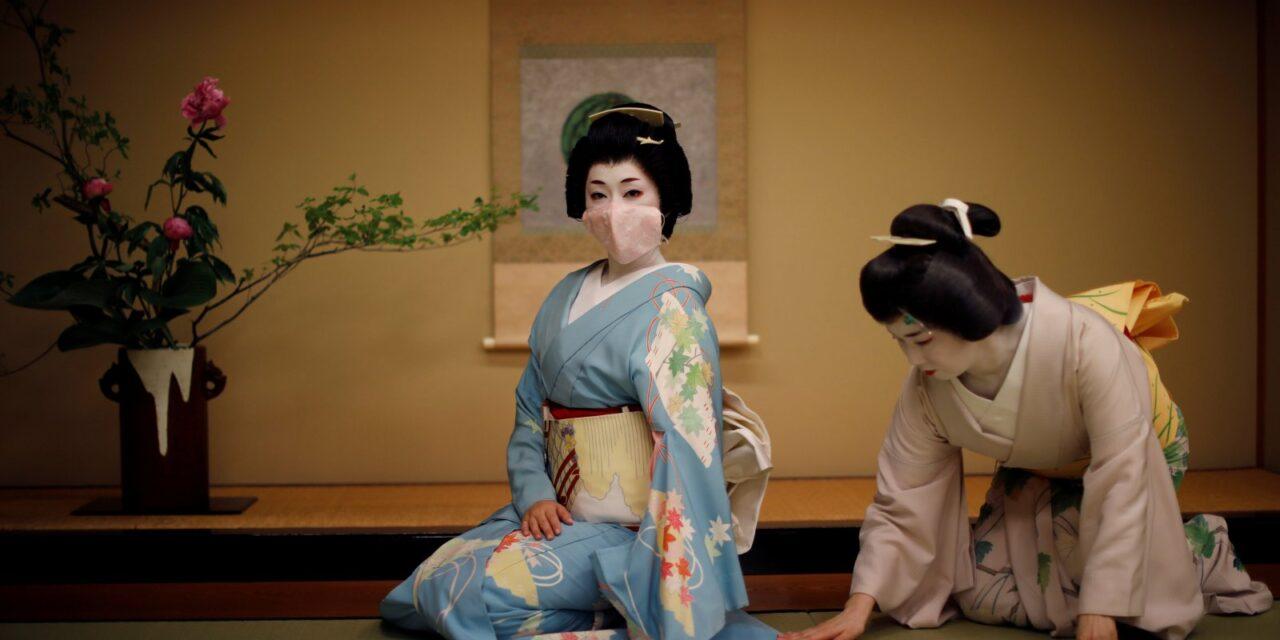 Japan's Geisha Struggle to Preserve Tradition Under Shadow of Coronavirus