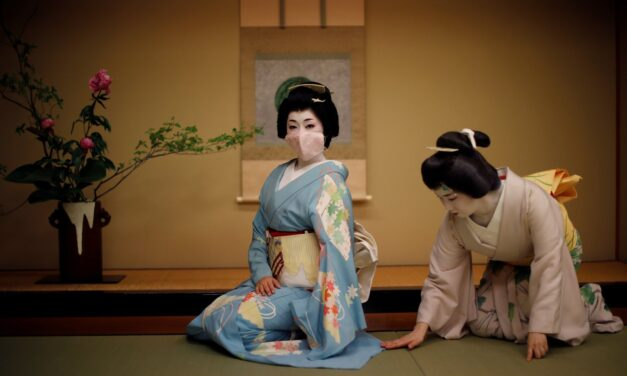 Japan's Geisha Struggle to Preserve Tradition Under Shadow of Coronavirus