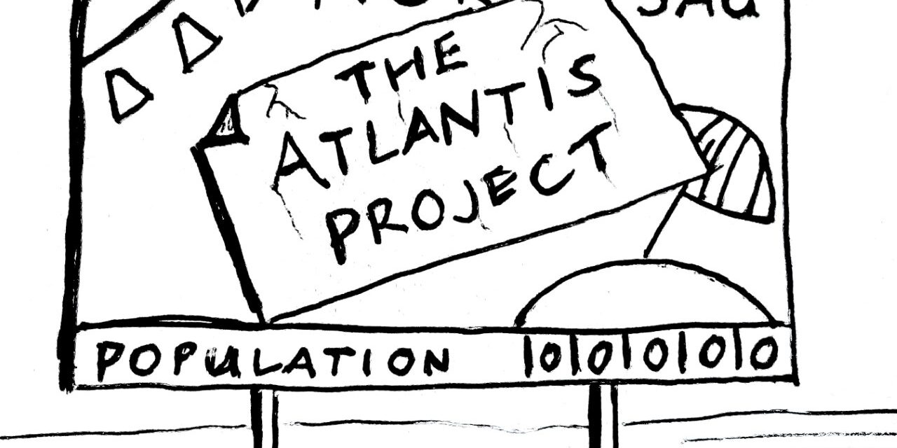 """""""The Atlantis Project:"""" Creator Chris Harris on the Intersection of Culture and Climate Change in His New Audio Series for Young Audiences"""
