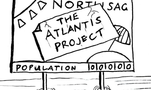 """The Atlantis Project:"" Creator Chris Harris on the Intersection of Culture and Climate Change in His New Audio Series for Young Audiences"