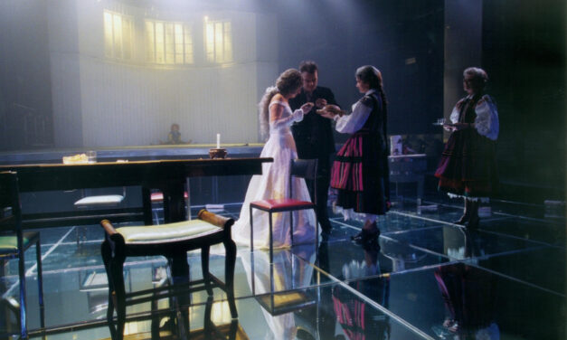 "Polish Shakespeare Online: Krzysztof Warlikowski's ""The Tempest"""
