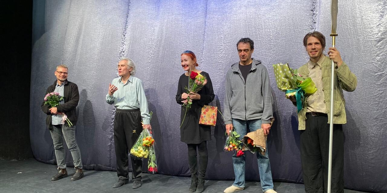 Archive on Stage: Enacting Life, Performing Politics