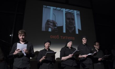 OYUB: Sounding Russian Docudrama