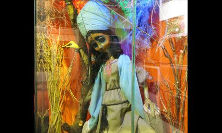 Late Egyptian Puppeteer Nagy Shaker's Rihana Finds Permanent Home At Bibliotheca Alexandrina