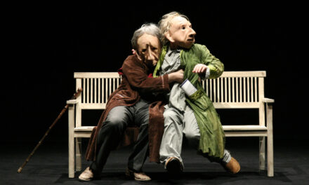 Performing Again: An Interview With Michael Vogel And Familie Flöz At Schiller Theatre
