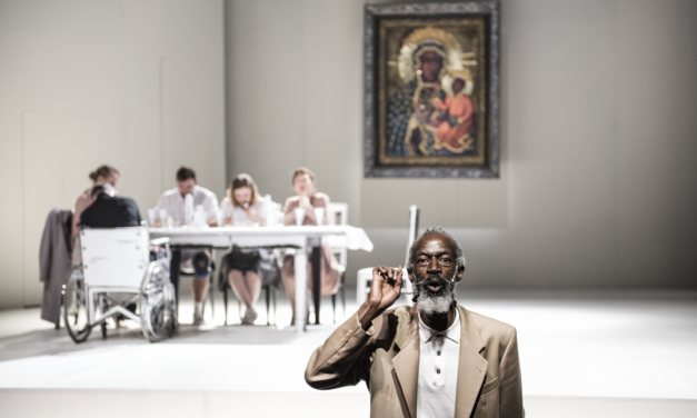 """I Don't Know What It Means To Be An Actor"": Mamadou Góo Bâ In Conversation With Monika Kwaśniewska"