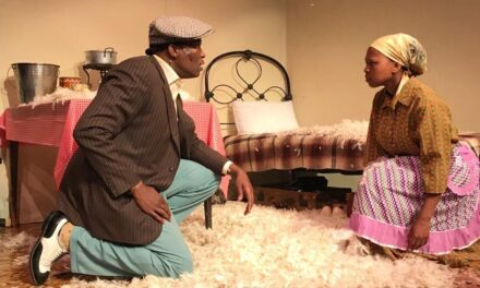 "Joburg Theatre Stages Zakes Mda's ""Dead End"" as First Live Audience Production"