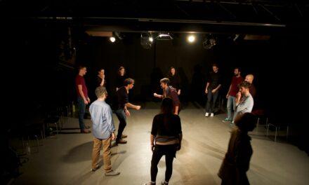 """Adapting Gianni Rodari in Improv Theatre: an Interview with Luca Rizzuti on """"Grammatica Della Fantasia"""""""