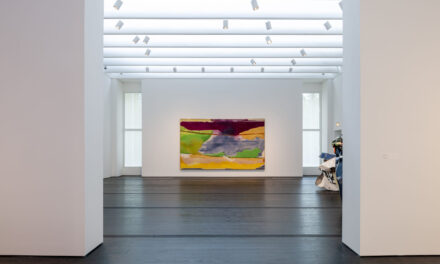 """Hybrid Vigor: Frankenthaler and Ravel, Part of the """"Hearing Color, Seeing Time"""" Series"""