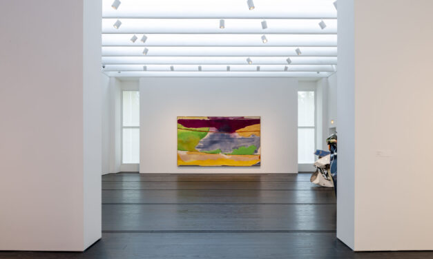 "Hybrid Vigor: Frankenthaler and Ravel, Part of the ""Hearing Color, Seeing Time"" Series"