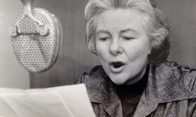 Dame Kate Harcourt And the Art of the Senior Actor