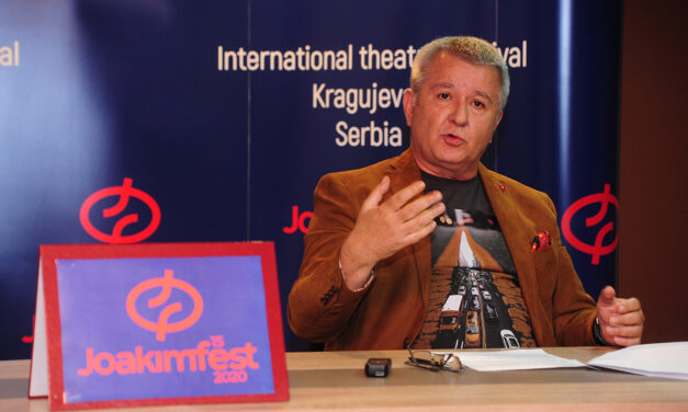 The Art and Skills of Theater Festival Selections: An Interview with Slobodan Savic